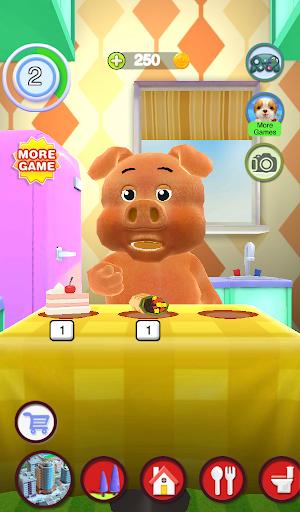 Talking Piggy apktram screenshots 12