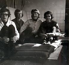 Photo: Ria Supèr, Janna de Wit, Lineke Weggemans en Jannie Enting