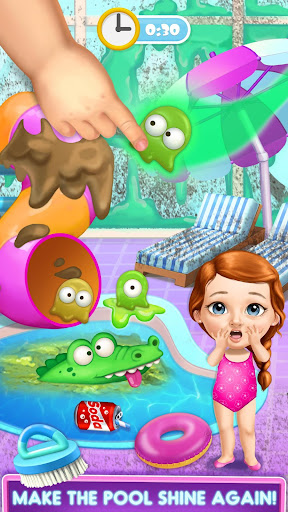 Sweet Baby Girl Hotel Cleanup - Crazy Cleaning Fun 1.0.3 app download 4