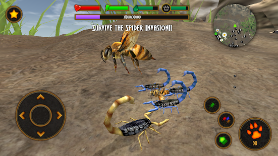 Game Life of Scorpion APK for Windows Phone