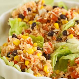 Spicy Southwest Lettuce Wrap Gluten Free