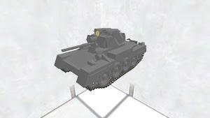 "Czech exp LT ""pz.38(t)nA"""