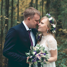 Wedding photographer Anna Kuligina (annykuligina). Photo of 24.10.2017