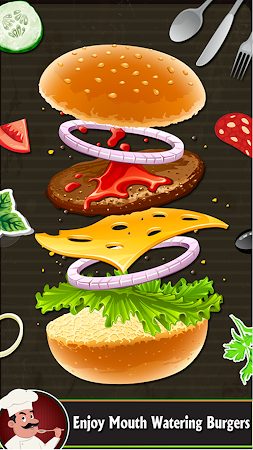 Burger Maker – Fast Food 1.0.1 screenshot 1890199