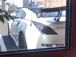 フェアレディZ Z33 version Sのカスタム事例画像 週末洗車部隊@濃厚しらすパンデミックさんの2020年02月24日21:33の投稿