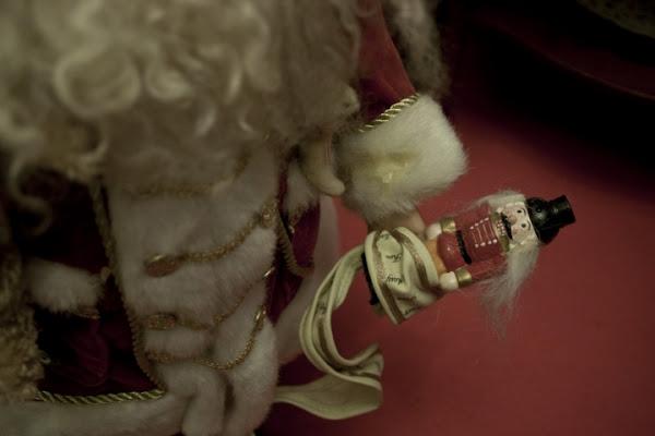 Santa ribbon di robroma