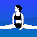 Full Splits In 30 Days - Stretching Exercises icon