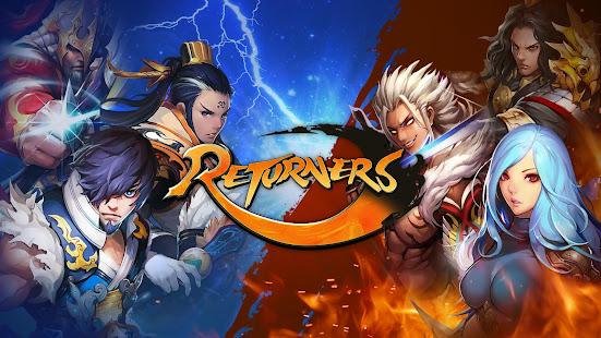 Tải Returners APK