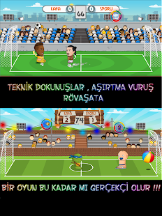 Kafa Sporu - Kafa Topu 2 018 Ekran Görüntüsü
