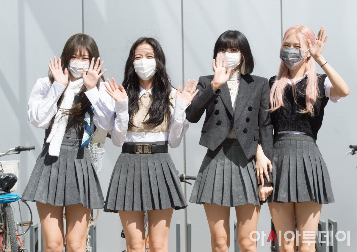 blackpink knowing bros