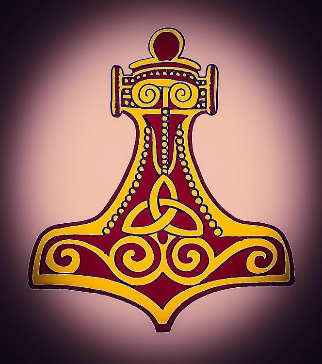 Logo of O-Töwn Oridian's Hammer on Cognac