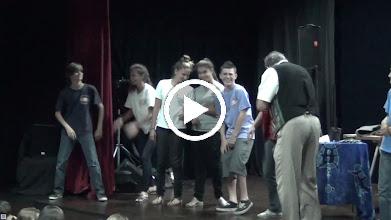 "Video: Sensemaya ""La Bamba de St Barth"" par les élèves du Clg Choisy (Leila Nazzal y D. Dollin)"