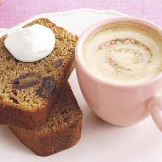 Coffee Date Loaf Cake