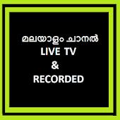 Malayalam TV - Live & Recorded