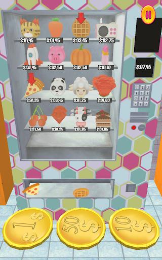 自动售货机乐趣儿童游戏