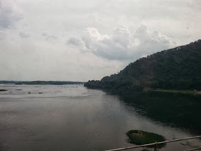 Photo: Crossing the Susquehanna
