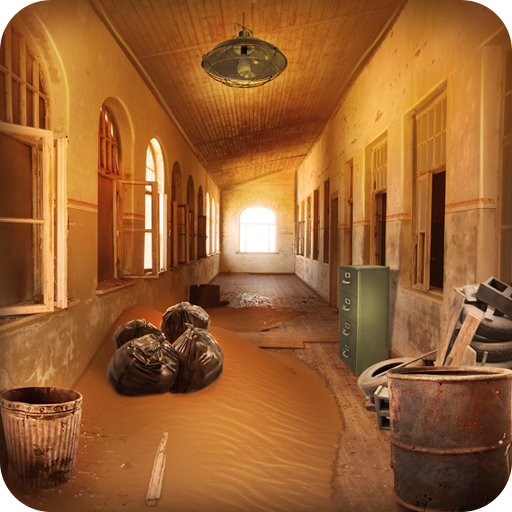 Escape Puzzle: Abandoned House 3 (game)