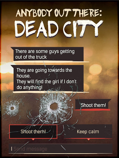 DEAD CITY - Choose Your Story Interactive Choice 1.0.8 screenshots 6
