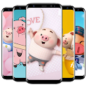 Cute Pig Wallpapers icon