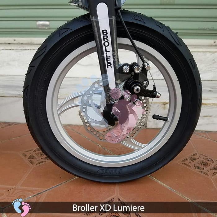Xe đạp cho bé Broller XD Lumiere ss 12