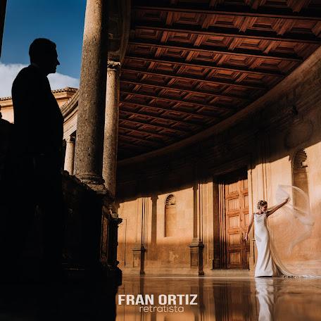 Fotógrafo de bodas Fran Ortiz (franortiz). Foto del 11.09.2017