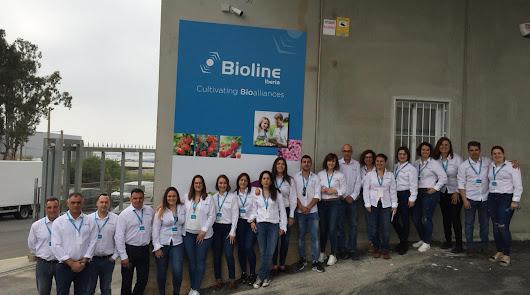 La biofábrica de Bioline Iberia cumple un año en el corazón del Poniente