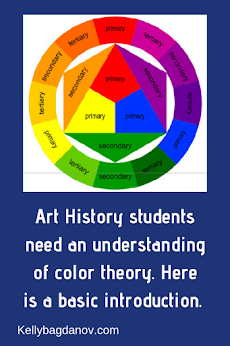 Article explaining how color is used in art, the foundations. #kellybagdanov #homeschool #homeschooling #arthistory #arthistoryresource #charlottemasonresource #classicalconversationresource #sonlightresource #storyoftheworldresource #AParthistory
