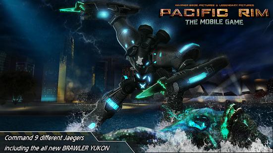 Pacific Rim 1.9.6 APK + Mod (Unlimited money) إلى عن على ذكري المظهر