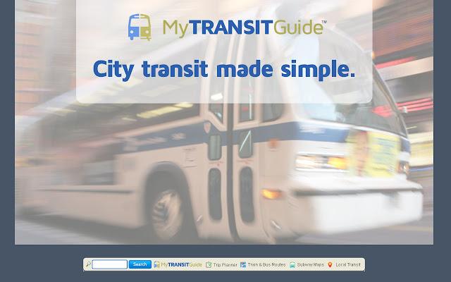 MyTransitGuide