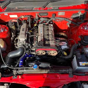 カローラレビン AE86 2door GT-APEX S60年式のカスタム事例画像 てーぜさんの2020年02月09日21:59の投稿