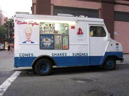 Copycat Mister Softee Vanilla Shake