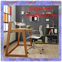 unique small work chair designs APK