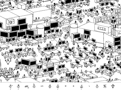 Hidden Folks- screenshot thumbnail