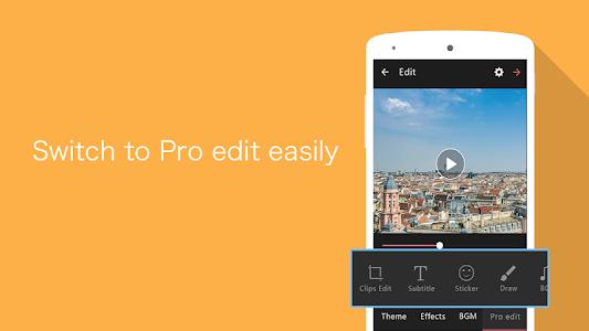 VideoShow Pro -  Video Editor v3.6.1