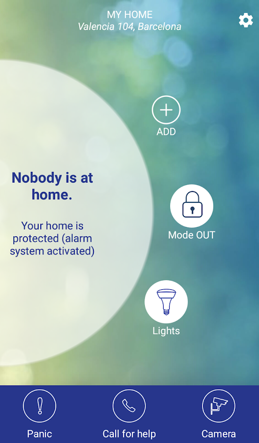 AXA Home- screenshot