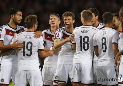 Het overzicht van de dag: Duitsland, Polen, Portugal, Albanië, Roemenië winnaars van de dag
