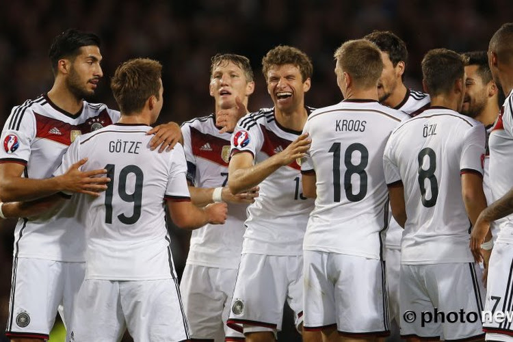 Duitsland ontleed: zwakke punten? Welke zwakke punten?