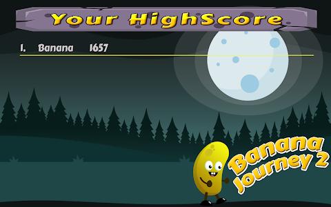Banana Journey 2 screenshot 4