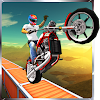 Motor Bike Stunt: Impossible Tracks 3D APK