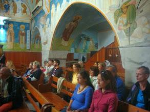 Photo: Meditazione nella chiesa greco ortodossa di San Gabriele Meditation in the Greek Orthodox church of St. Gabriel