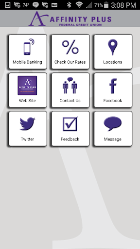 Affinity Plus Mobile Banking