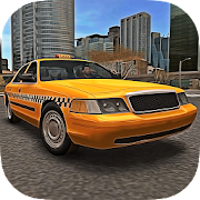 Download Game Taxi Sim 2016 [Mod: a lot of money] APK Mod Free