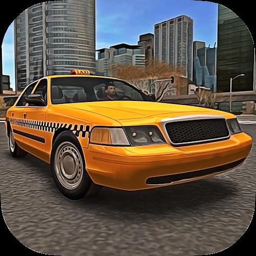 Taxi Sim 2016 (Mod Money) 3.1mod