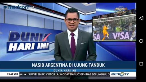 TV Indonesia - Semua Channel 1.0.0 screenshots 5