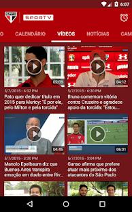 São Paulo SporTV- screenshot thumbnail