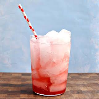 Homemade Drinking Vinegars - Basil & Marionberry.