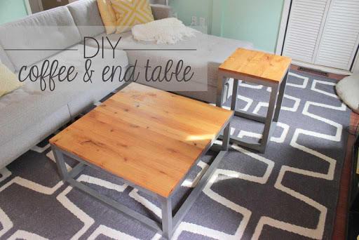 DIY Coffee Tables Design