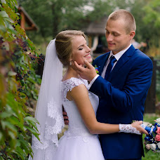 Wedding photographer Oksana Kovalishyn (Kovalyshyn). Photo of 15.10.2016