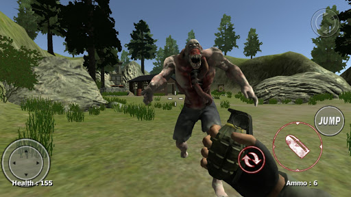 Zombie Evil Kill 2 - Dead Horror FPS apktram screenshots 4