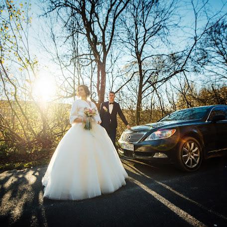 Wedding photographer Arsen Kizim (arsenif). Photo of 12.02.2018